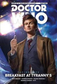 Doctor Who - the Tenth Doctor - Facing Fate 1
