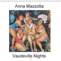 Vaudeville Nights 2018