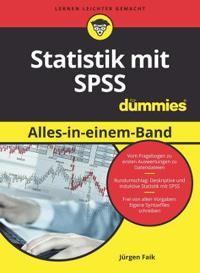Statistik mit SPSS Alles in einem Band fur Dummies