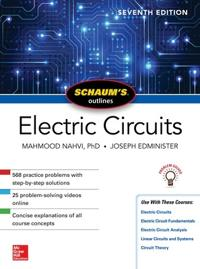 Schaum's Outlines Electric Circuits
