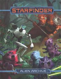 Starfinder Roleplaying Game Alien Archive