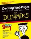 Creating Web Pages for Dummies: All-In-One Desk Reference with CDROM