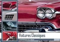 Voitures Classiques - L'Esthetique Du Detail 2018