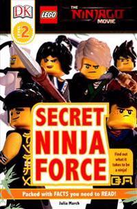 The LEGO (R) NINJAGO (R) Movie (TM) Secret Ninja Force - DK - böcker (9780241285534)     Bokhandel