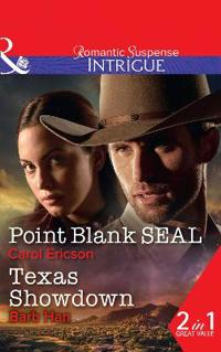 Point blank seal - point blank seal (red, white and built, book 4) / texas