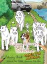 Puppy Princess Sheba Goes to Africa