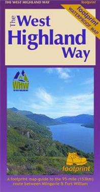 The West Highland Way (Footprint Map)