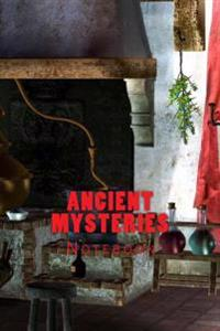 Ancient Mysteries: 150 Page Lined Notebook
