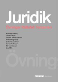Juridik - civilrätt, straffrätt, processrätt Övningsbok