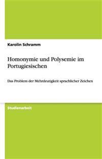Homonymie Und Polysemie Im Portugiesischen