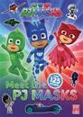 Pj masks: meet the pj masks! - a pj masks sticker book