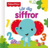 Fisher-Price: Lär dig siffror – pekbok
