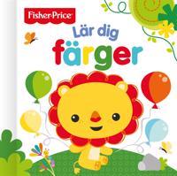 Fisher-Price: Lär dig färger – pekbok