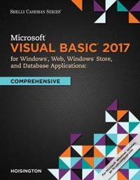 Microsoft Visual Basic 2017 for Windows, Web, and Database Applications
