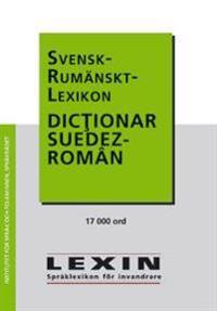 Svensk-rumänskt lexikon