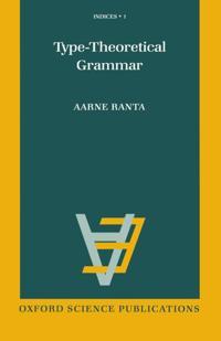 Type-theoretical Grammar