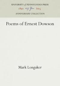 Poems of Ernest Dowson