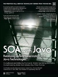SOA with Java (paperback)