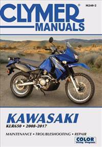 Kawasaki KLR650 2008-2017