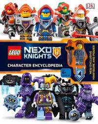 Lego Nexo Knights Character Encyclopedia
