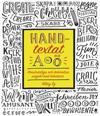 Handtextat A till Ö : konstnärliga och dekorativa projekt med bokstäver