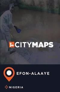 City Maps Efon-Alaaye Nigeria