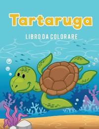 Tartaruga Libro Da Colorare