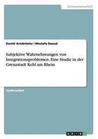 Subjektive Wahrnehmungen Von Integrationsproblemen. Eine Studie in Der Grenzstadt Kehl Am Rhein