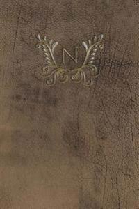 """Monogram """"n Meeting Notebook"""""""