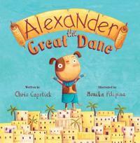 Alexander the Great Dane