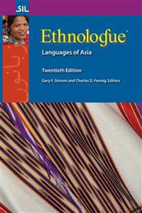 Ethnologue: Languages of Asia, Twentieth Edition