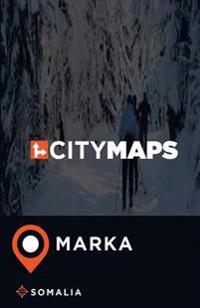 City Maps Marka Somalia