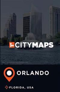 City Maps Orlando Florida, USA