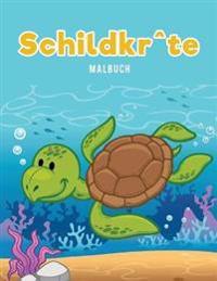Schildkr Degreeste Malbuch