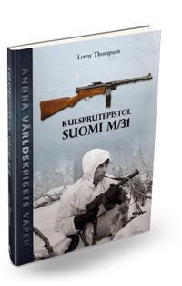 Kulsprutepistol SUOMI M/31