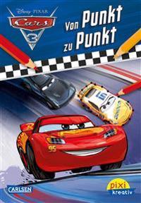 Pixi kreativ Nr. 111: VE 5 Disney: Cars 3 - Von Punkt zu Punkt