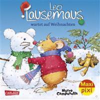 Maxi-Pixi Nr. 241: VE 5 Leo Lausemaus wartet auf Weihnachten