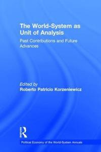 The World-System As Unit of Analysis