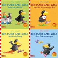 Maxi-Pixi-Serie Nr. 57. Rabe Socke. 4 x 5 Exemplare