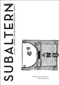 Subaltern 4(2016) Revolutionera revolutionen, Raoul Hausmann 2