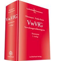 VwVfG Verwaltungsverfahrensgesetz