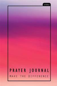 Prayer Journal: Sweet Pink Pasteljoyful Healing Journal: 100 Pages to Write in (6x9 Inches)