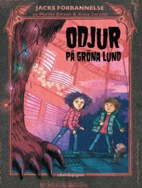 Odjur på Gröna Lund