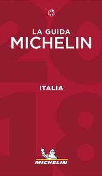 Michelin Red Guide 2018 Italia / Michelin Red Guide 2018 Italy
