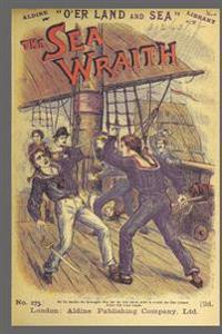 Journal Vintage Penny Dreadful Book Cover Reproduction Sea Wraith: (Notebook, Diary, Blank Book)