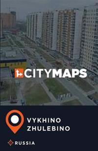 City Maps Vykhino-Zhulebino Russia