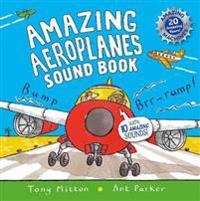 Amazing aeroplanes sound book - a very noisy book