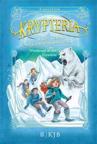 Krypteria 05 - Jules Vernes geheimnisvolle Insel. Abenteuer in der Eiswüste
