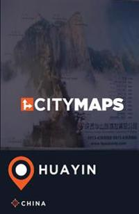 City Maps Huayin China
