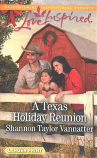 A Texas Holiday Reunion